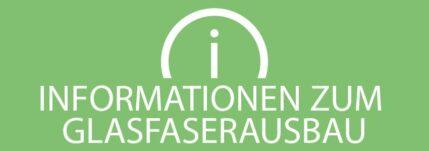 Informationen Glasfaserausbau Gemeinde Wesertal