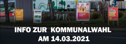 info zur Kommunalwahl