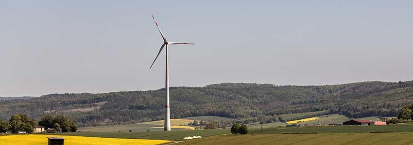 Wesertal Windkraftanlagen Statkraft